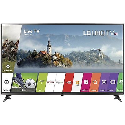 Lg 55Uj6300 55 Inch 4K Ultra Hd Smart Ips Led Tv  2017 Model
