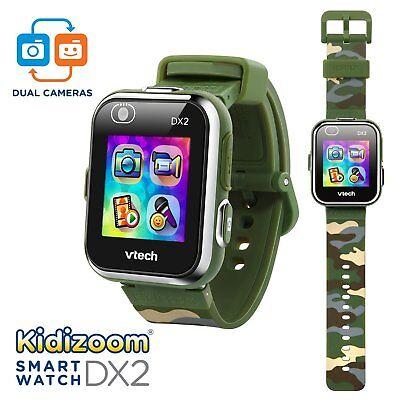 Vtech Kidizoom Smartwatch Dx2   Camouflage   Online Exclusive