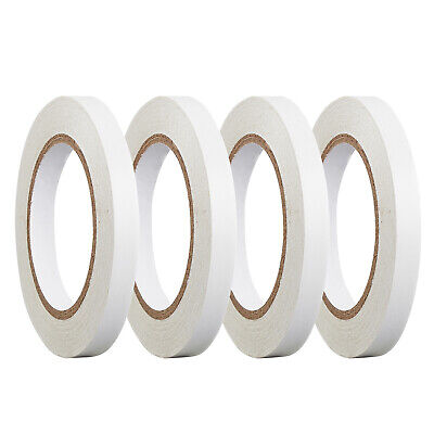 Double Sided Tape Rolls Strong Adhesive For Diy Crafts Arts Office 12 Inch