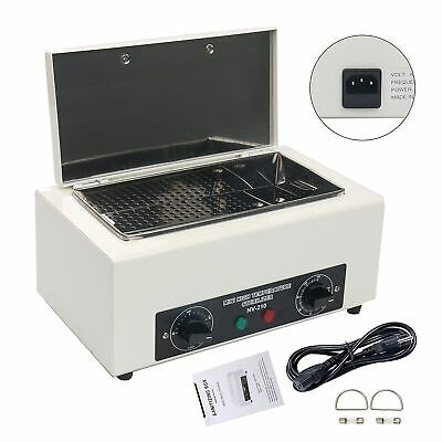 Dry Heat Sterilizer Dental Autoclave Elegant Dental Medical Vet Tattoo Nv-210 Ce