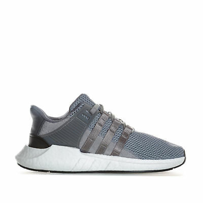 Men's Adidas Equipment Support 93/17 Grey Mesh Trainers UK 3.5 -13 Originals