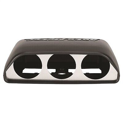 AutoMeter 5287 Mounting Solutions Triple Dash Pod Fits 08-14 Challenger