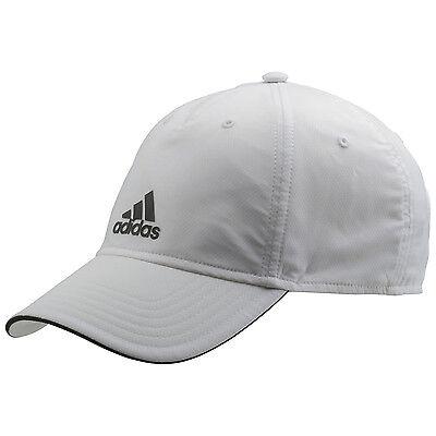 ADIDAS Basecap ClimaLite weiß NEU Cap verstellbare Baseball-Kappe Schirmmütze