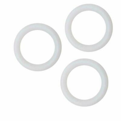 Ring Vaginal Pessary Silicone Non Sterile Ring Pessary 75 Mm Set Of 3 Pcs