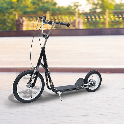 Adjustable Teen Kick Scooter Pro Stunt Scooter Street Bike 1