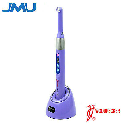 Woodpecker Dte Dental Lab Wireless Led Curing Light Iled Lamp 1 Second Usa Stock