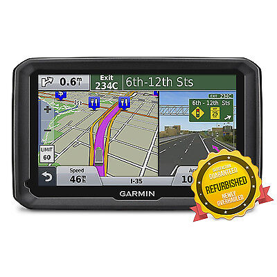 Garmin Dezl 570Lmt 5  Trucking Gps W  Lifetime Maps   Traffic Update