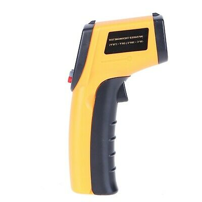 Non-contact Digital Infrared Laser Thermometer Pyrometer Not For Human Use