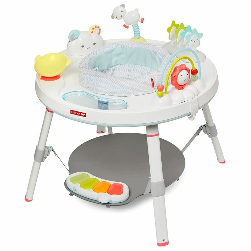 Skip Hop Baby Activity Center: Interactive Play Center with 3-Stage Grow-with-Me