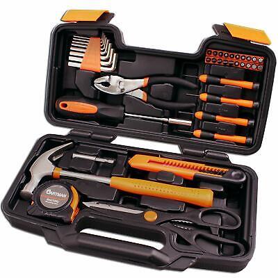 cartman orange 39 piece tool set general