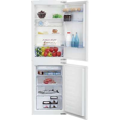 Beko BCSD150 Integrated 50/50 A+ Fridge Freezer with Anti-bacterial Protection