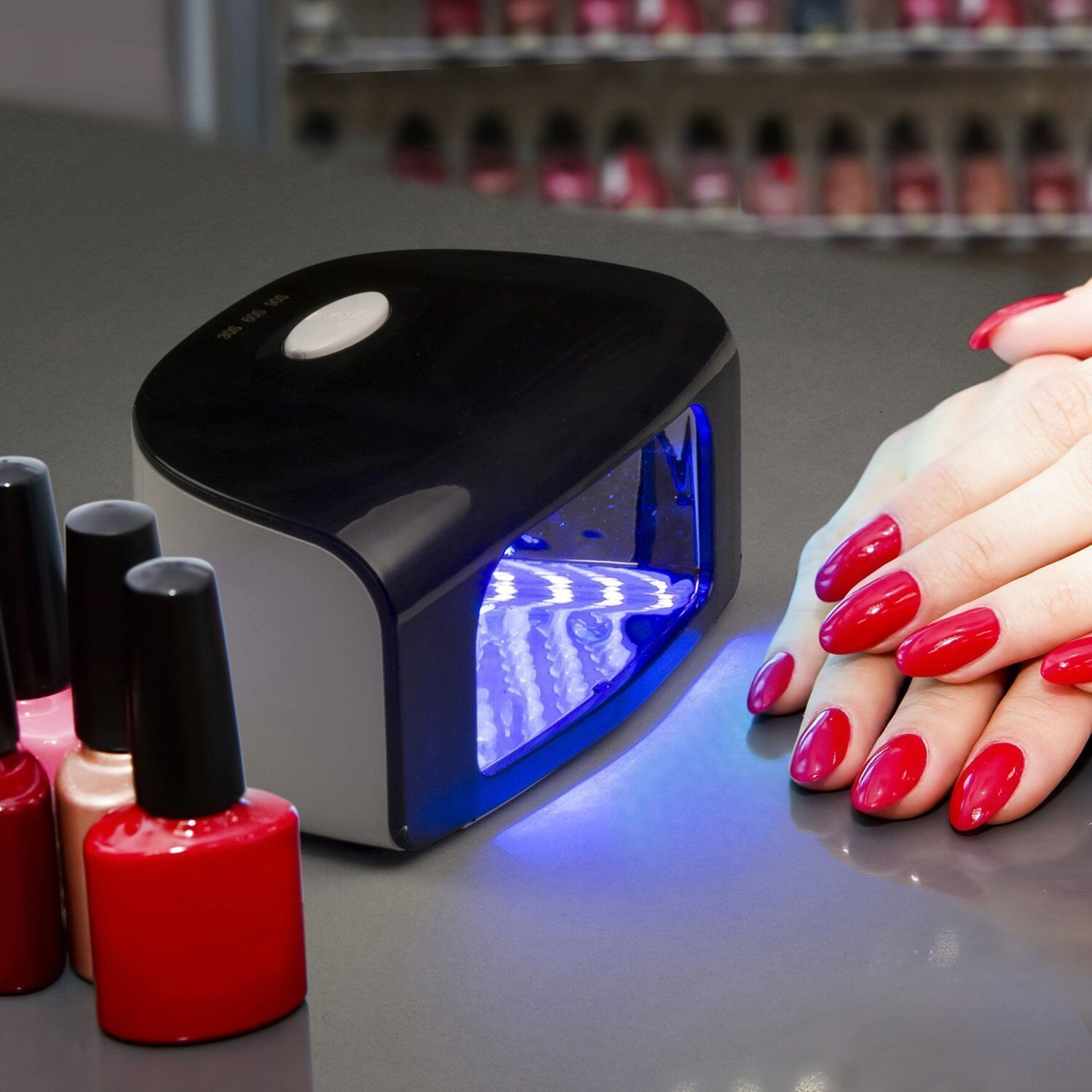 Belmint Professional QuickDry LED Nail Dryer / Curing Lamp -