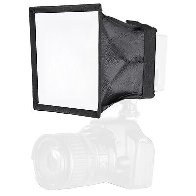"Neewer 5.9""x 6.7"" Camera Universal Diffuser Mini Softbox for CN-160 LED Light"