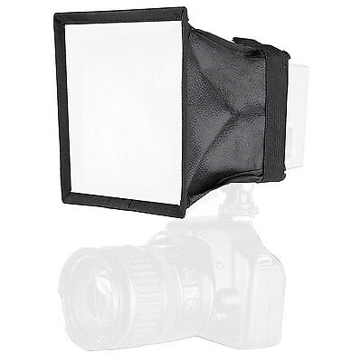 "Neewer 5.9""x 6.7"" Camera Universal Diffuser Mini Softbox for CN-160 LED Light"