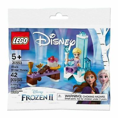*LEGO* Frozen 2: Elsa's Winter Throne (30553)