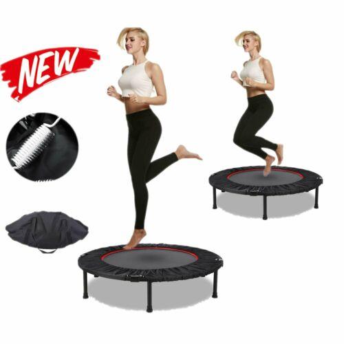 40'' Mini Fitness Trampoline Indoor Fun Training for Kid Adu