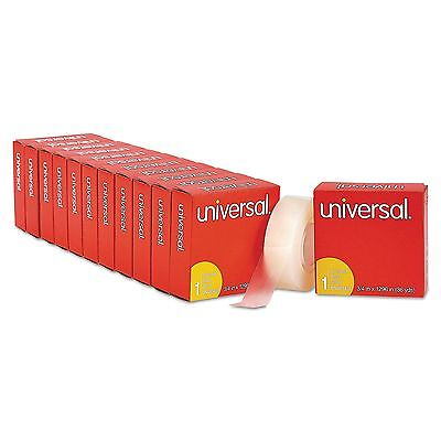 12 Pack Universal Invisible Tape 34 X 1296 1 Core Clear Transparent Lot Magic