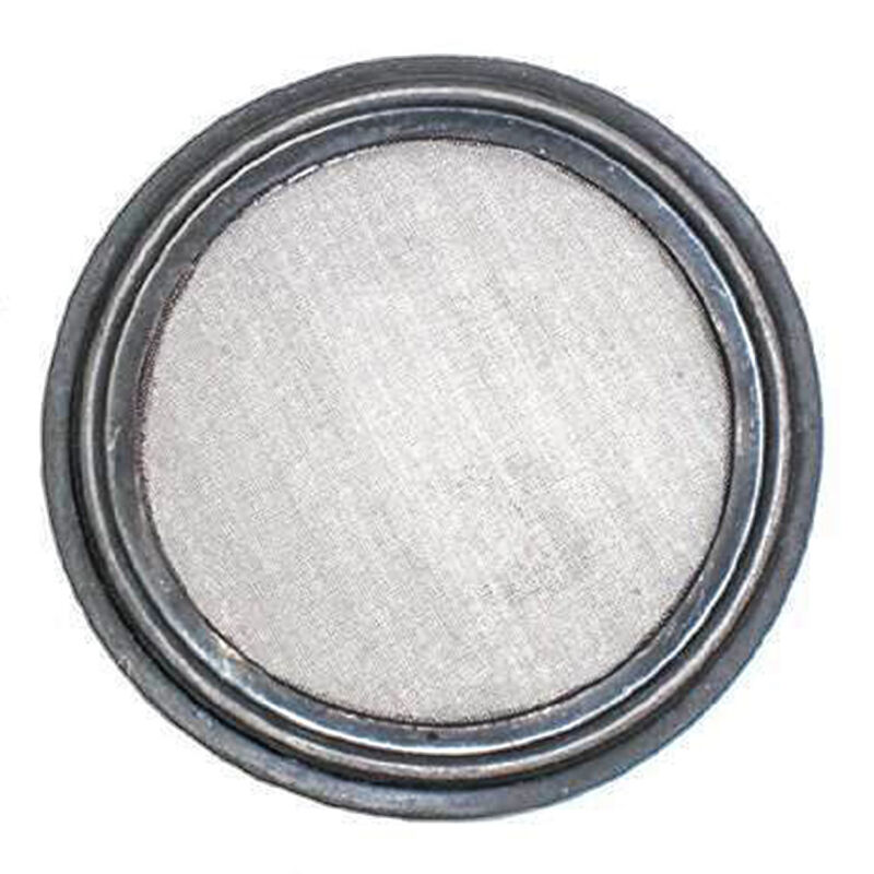 "HFS(R) 2"" Sanitary Gasket Viton Stainless 150 Micron Mesh - Tri Clamp Clover"