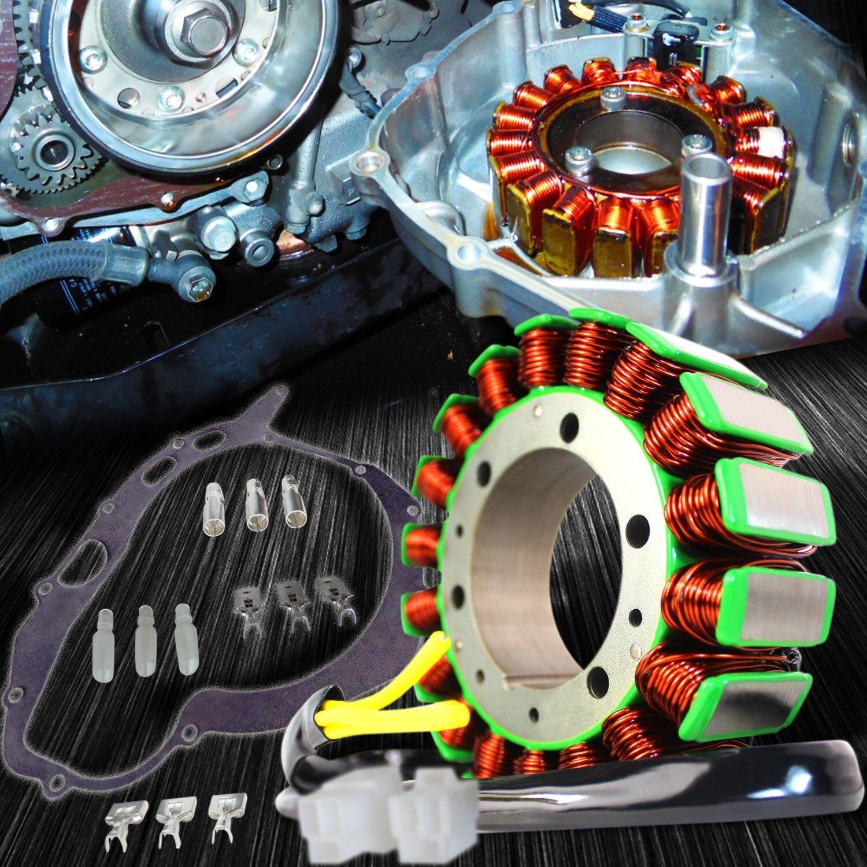 eMUSA OE Stator Assy.//Magneto Generator Coil+Gasket 03-07 SV 1000 32101-16G00//01