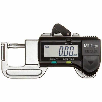 0-.50 0-12.7mm Digimatic Compact Digital Thickness Gage