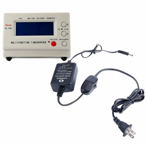Watch Timing Machine Multi-function Timegrapher NO.1000 Watch Tool, Watch Tester - $152.99