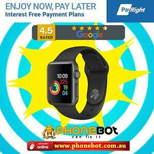 Open Box Apple Watch Series 1 Almunium Case, Like new @Phonebot Preston Darebin Area Preview