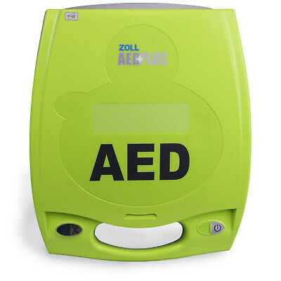 Zoll Aed Plus Semi-automatic Aed Defibrillator Free Gifts