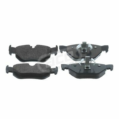 BMW 3 Series E93 Convertible 2007-2014 2.0 3.0 Rear Brake Pads Set W123-H44-T17