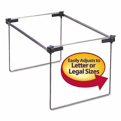 Smead Steel Hanging Folder Frame for Drawers, 12-24
