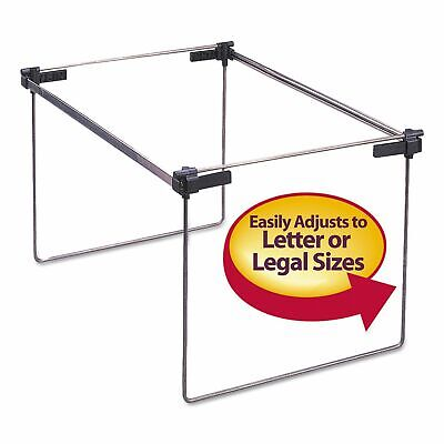 Smead Steel Hanging Folder Frame For Drawers 12-24 Long 2ct.