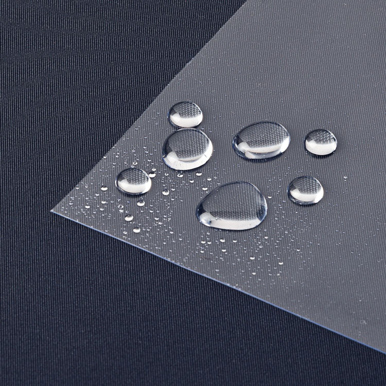 Tischfolie Tischdecke Durchsichtig Transparent Abwaschbar Tischschutzfolie 03mm
