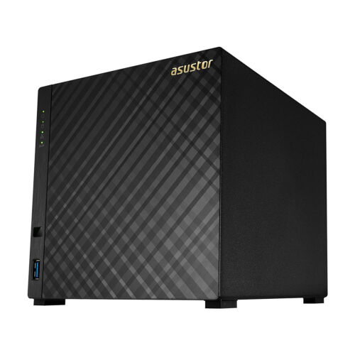 Asustor AS1004T v2 4-Bay NAS Diskless 1.6GHz Dual-Core Personal Cloud NAS