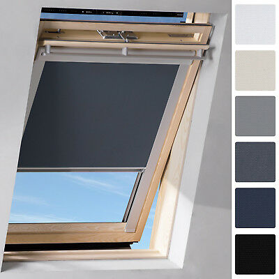 Dachfenster Rollo Verdunkelung Dachfensterrollo Thermo