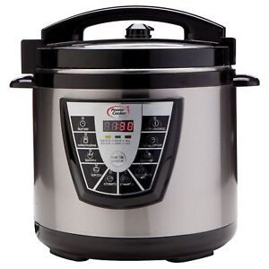 Electric Power Pressure Cooker XL FREESHIP