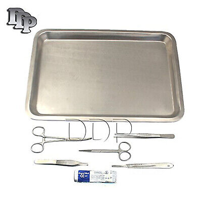 Basic Swine Neutering Kit Set German Grade Tools Veterinary Instruments