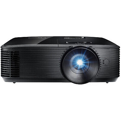 Optoma Vibrant Home Theater Projector for Movies & Gaming HD146X