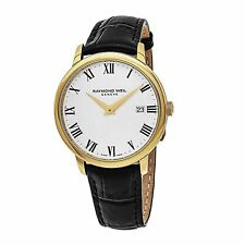 Raymond Weil 5488-PC-00300 Men's Toccata White Quartz Watch