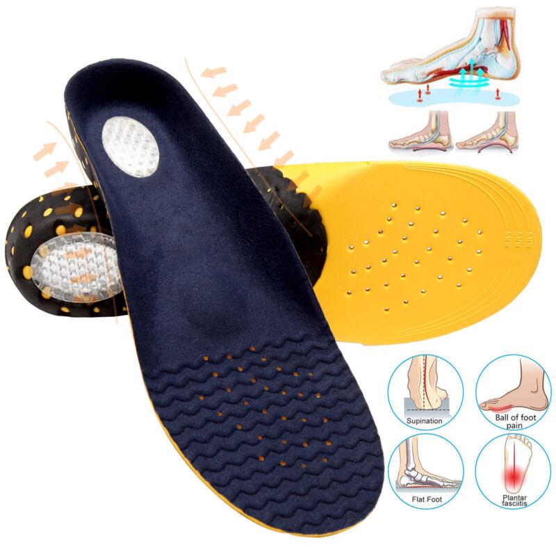 Gel Cushioning Running Arch Support Insert Sport Shoe Insole
