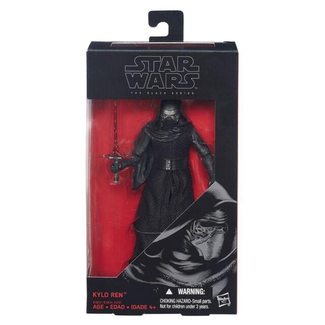 "STAR WARS Black Series 6"" Kylo Ren Action Figure #03 B3837 Hasbro NEW *SALE*SALE"