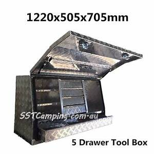 Front-open toolbox with drawers 1200-700-500mm - Your Flexible Fr Clayton Monash Area Preview