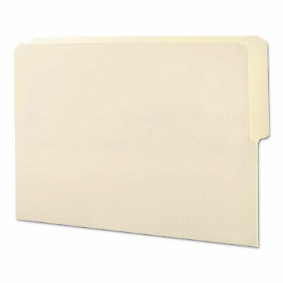 Smead Folders 12 Cut Top Reinforced End Tab Letter Manila 100box 24127