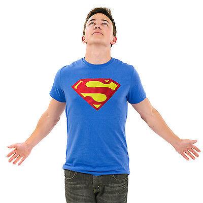 Funny Superman Costume (SUPERMAN Christopher Reeve cape suit 70s 80s movie costume retro Funny)