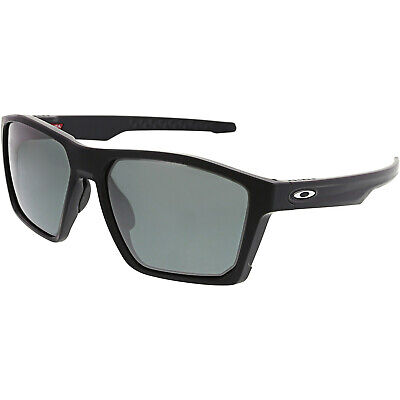 Oakley Men's Targetline OO9397-02 Black Square Sunglasses, used for sale  Shipping to India