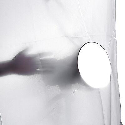 Neewer Studio 2 Yard X 60 Inches Nylon Silk White Seamless Diffusion Fabric