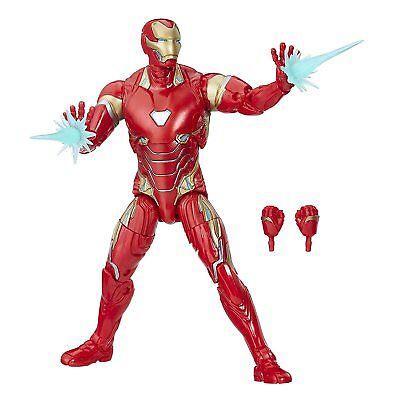 Marvel Legends Avengers Infinity War Iron Man 6  Figure Loose