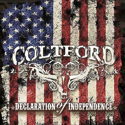 Colt Ford Declaration Of Independence Cd Jason Aldean Jake Owen Darius Rucker