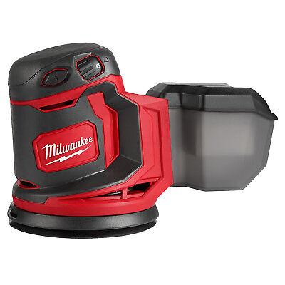 """Milwaukee 2648-20 M18 5"""" Random Orbit Sander (Tool Only) New"""
