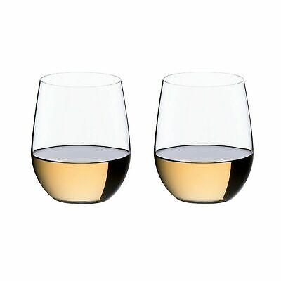 RIEDEL O Viognier / Chardonnay, Set mit 2 Weißweingläser / Kristallglas NEU!!