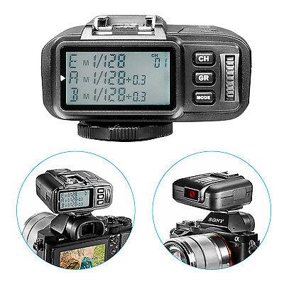 Neewer Ttl 2.4g 32ch Wireless Flash Trigger Transmitter F...