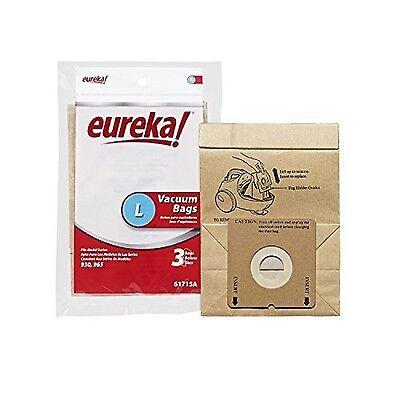Genuine Eureka Premium Style L Vacuum Bag 61715A - 18 Bags